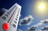 На вихідних синоптики прогнозують теплу і вологу погоду