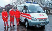 У Чернівцях медики «Швидкої» підтримують акцію протеступроти бездумного реформування служби на «американський лад», розпочату їхніми колегами в усіх обласних центрах України