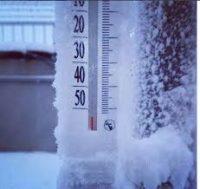 На початку наступного тижня в Україну зайдуть морози, проте поки що скромні