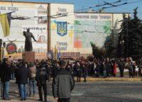 Чернівчани вшанувують пам'ять Тараса Шевченка…