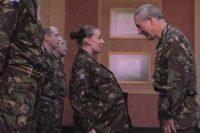 Німецький бундесвер хоче впровадити військову форму для вагітних