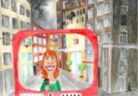 Бережіть вуха від локшини!: виставка карикатур у науковій бібліотеці