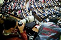 У Верховній Раді пропонують не пускати журналістів у кулуари парламенту