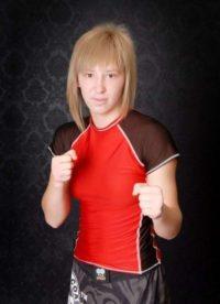 Чернівчанка утретє стала чемпіонкою світу з панкратіону
