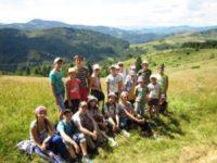 Юні екологи із Сєвєродонецька знайшли друзів на Буковині