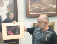 Художник Олександр Ройтбурд: «Музей – це не кладовище!»
