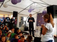 Олег Скрипка на фестивалі «LITERATURE FUTURE» у Чернівцях… «Quizás, quizás, quizás»…