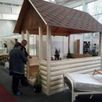 Лісгоспи Буковини вразили відвідувачів «БУКДЕРЕВ-2018» розмаїттям продукції