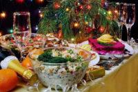У скільки обійдеться новорічний стіл-2019
