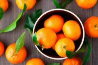 Як правильно вибирати мандарини