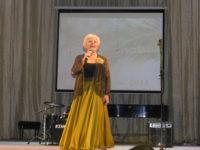 Лариса БЕЛОВА: Тридцять до ста – і все життя з піснею  плюс Історія одного подарунку від співачки
