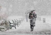 Відзавтра нас очікує новий циклон: прогнозують сніг з дощем