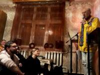 Магізм поезії від Юрія Іздрика на Просторі у Чернівцях