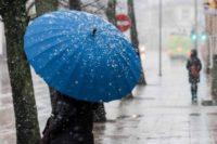 Синоптики прогнозують  дощ з мокрим снігом до кінця тижня