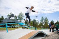 Скейт-парк – це сучасно