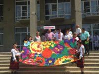 У Кельменцях відбувся 4-й регіональний фестиваль килимарства
