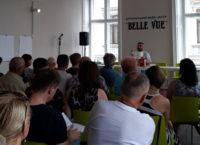 Презентація книг Вахтанга Кіпіані «Справа Василя Стуса» та «Друга світова» у Чернівцях