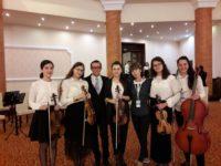 Буковинки в Сучаві переграли музикантів трьох європейських регіонів