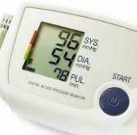Низький кров'яний тиск – теж нездоров'я