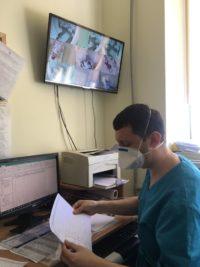 Реаніматолог Роман КУРУЛЮК: Спочатку навіть вдома сидів у масці