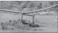 Ремонт газогону через річку Черемош завершено
