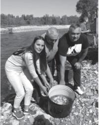 Гірські річки Буковини отримали цінне риб'яче поповнення