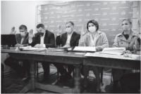 Конференція обласного осередку «Слуг Народу» відбулася у Чернівецькому Літньому театрі – й онлайн через ZOOM