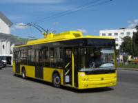 Тролейбуси курсуватимуть до Коровії