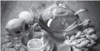Зелений чай з імбиром та корицею розріджує кров краще за аспірин