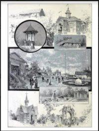 Чернівці 135 років тому: Крайова виставка, художник Кірхнер, замах на вбивство, епідемія холери