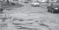 Хотинська: асфальт покладуть уже навесні