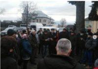 Мешканці Мамаївців протестували проти подорожчання газу  Вони написали також листа до Президента і Кабміну