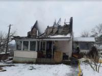 Буковинські рятувальники ліквідували 2 пожежі, що сталися через пічне опалення