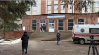 Пожежа у найкращій ковідній лікарні Чернівців сталася, схоже, через намагання хворого здійснити суїцид…