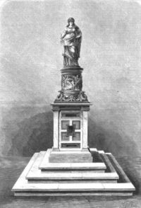 Пам'ятник Австрії на Соборній площі: його історія, значення і доля мистецького твору