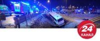 Автобус «Вроцлав-Чернівці» потрапив на півдні Польщі в аварію
