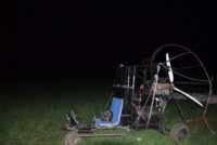 Буковинські прикордонники затримали аерошут з сигаретами