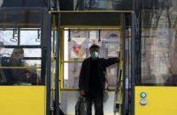 За умов карантину громадський транспорт працюватиме