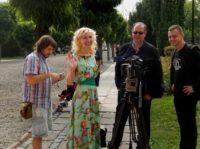 У Чернівцях німецький телеканал «Німецька хвиля» знімає фільм…