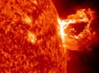 Суперспалах на Сонці може знищити людську цивілізацію
