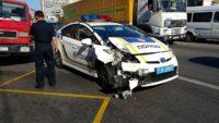 """""""Доблесні"""" нові поліціянти пошкодили 180 службових автівок"""