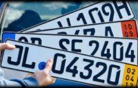 В Україну з Литви незаконно завезено понад 57 тисяч автівок