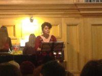 Органний зал теплішає від голосу Олени Урсуляк