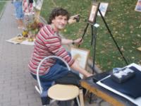 Чернівецький художник Ігор ТАЛАЛАЙ переміг у міжнародному конкурсі карикатуристів