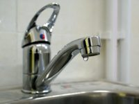 Мобільна лабораторія водоканалу знайшла великі витоки води