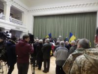 Прощання з першим космонавтом незалежної України Леонідом Каденюком…