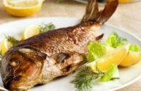 Рибні страви запобігають астмі