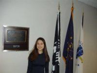 Чернівецька школярка виступила у Сенаті США