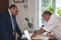 Центр охорони біорізноманіття відкрили у Чернівцях