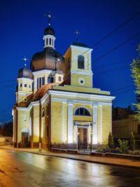 Проект греко-католицької церкви в Чернівцях: подаруй обід нужденному